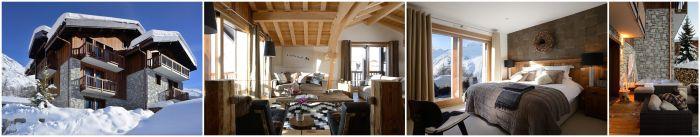 Chamois Lodge & Chalet Abode