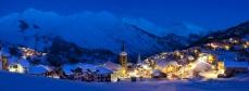 St Martin de Belleville - Picturesque Alpine Village