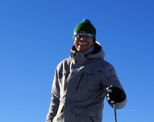 Didier Collomb, Ski Instructor
