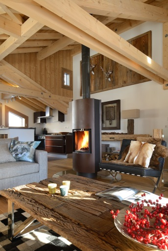 (Chalet Chamois Lodge)