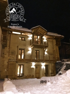 The Ecurie, France's best ski chalet